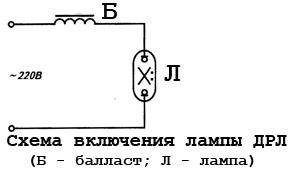 Светильник ЖКУ Схема и характеристики  Заметки электрика